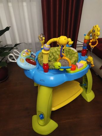 Продам ігровий центр, стрибунки, ігровий столик