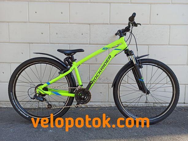 Велосипед Rockrider 27.5 состояние нового