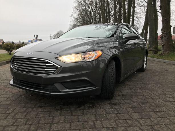 Ford Без ДТП Fusion