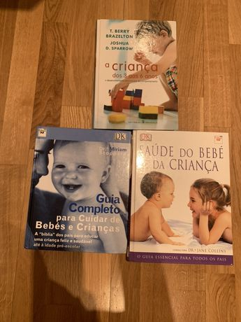 Livros técnicos de Educação de infância