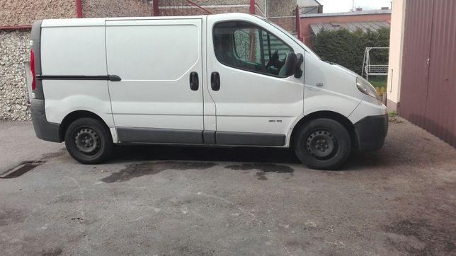 Sprzedam Renault Trafic 2012 r