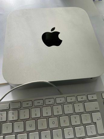 Mac Mini Late 2012 SSD c/ teclado Apple