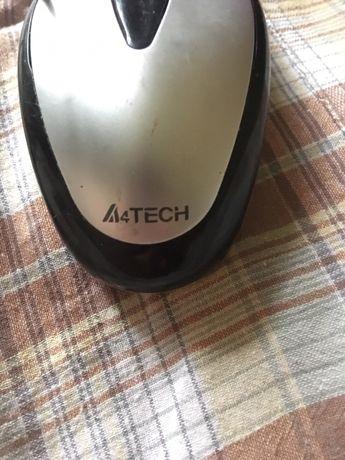 Мышь компьютерная A4tech x5-3D б/у