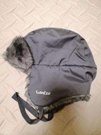 Термо шапка Wedze(Decathlon),размер 56-60
