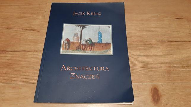 Architektura znaczeń, Jacek Krenz
