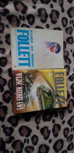 Książki Follett'a