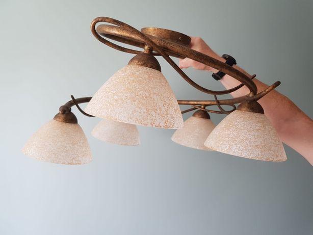 Lampa sufitowa/żyrandol
