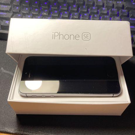 Iphone se 2016 srebrny 32GB
