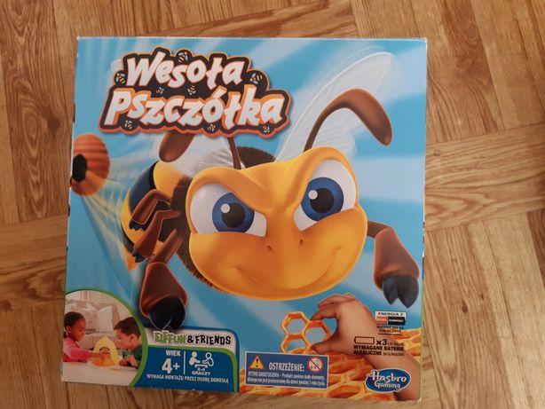 Wesoła pszczółka, gra Hasbro