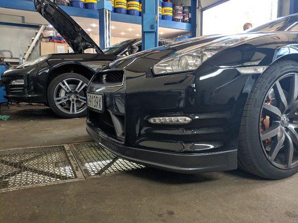 Dynamiczna wymiana Oleju Warszawa Audi Quattro S-tronic Tip-Tronic