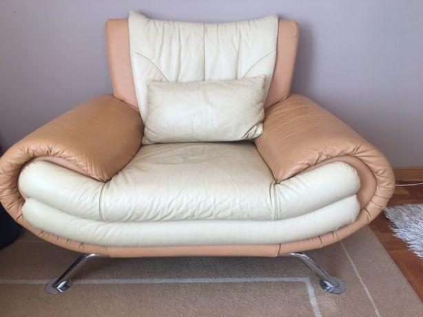 Sofa skórzana 2+1+1