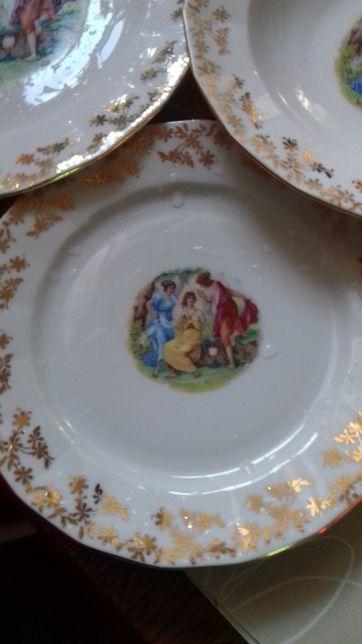 Продам порцеляновые тарелки ЧЕХОСЛОВАКИЯ