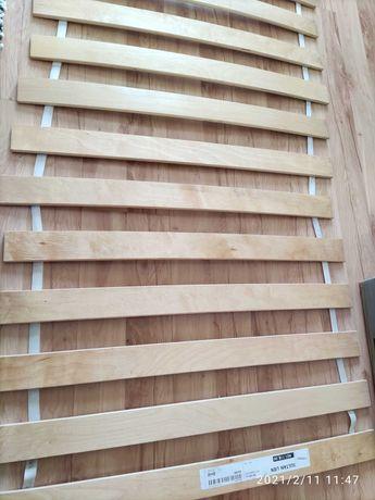 Stelaż łóżka Ikea sułtan lien 80x200
