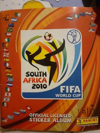 Coleção Cromos Mundial Africa 2010