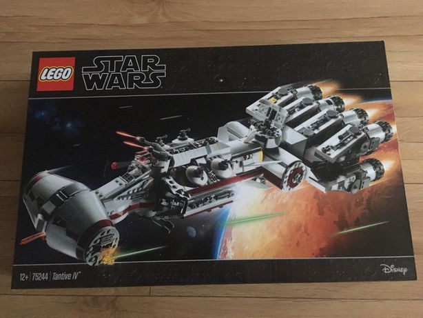 Lego Star Wars 75244 Tantive IV nowy nieotwierany plomby