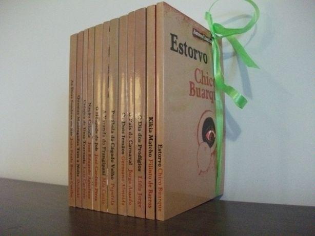 Colecções completas de livros desde