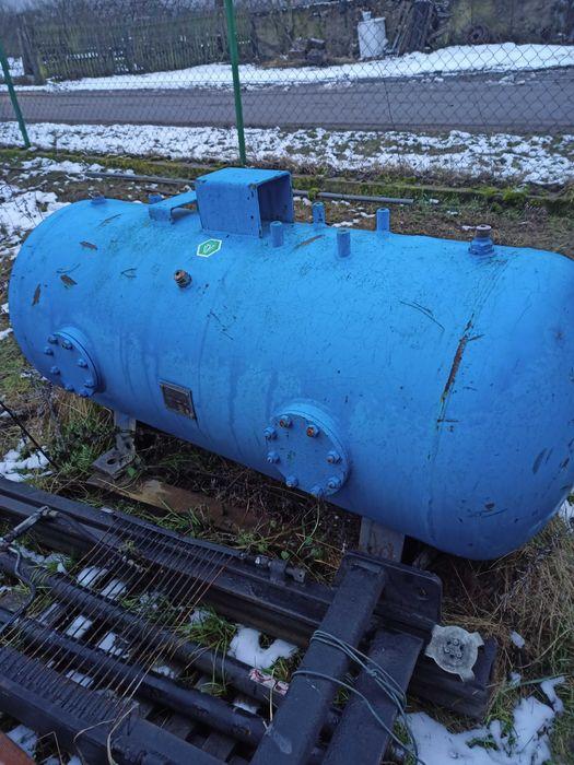 Zbiornik 500l 21bar Różyniec - image 1