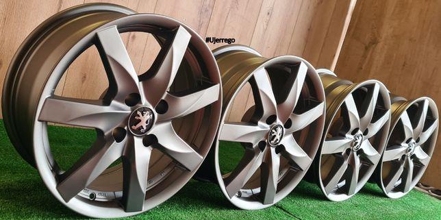 NOWE FELGI Aluminiowe do Peugeot 16x4x108