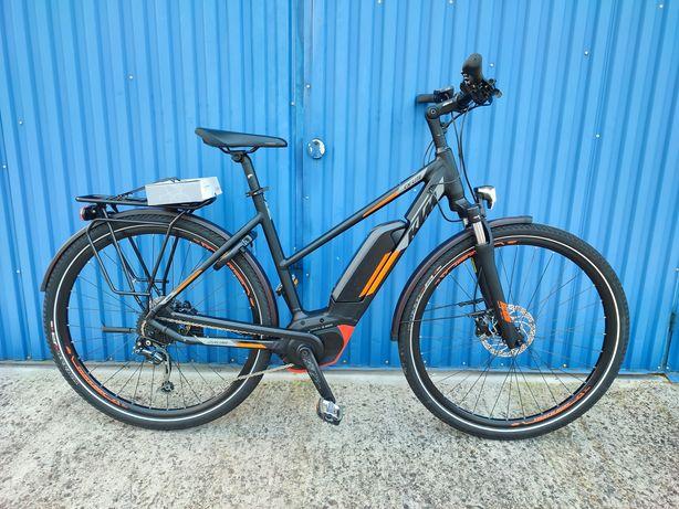 KTM rower elektryczny Bosch CX 500 zadbany trek Scott