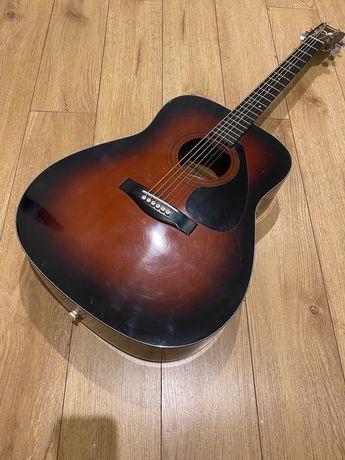 Gitara akustyczna Yamaha FG-411 VS + gratisy (pakiet)