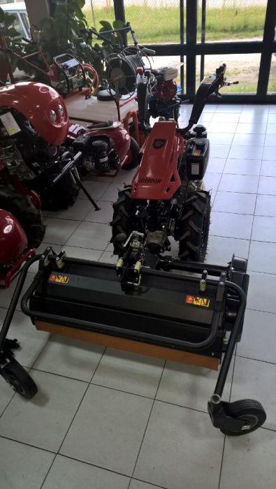 Motocultivador 10cv com Triturador Martelos 90cm Tábua - imagem 1