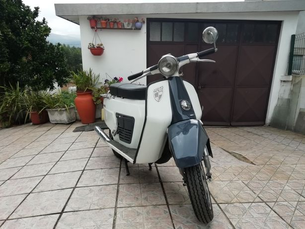 Scooter Puch R50