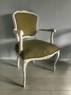 Sprzedam fotel w stylu ludwikowskim