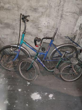 Rowery na części