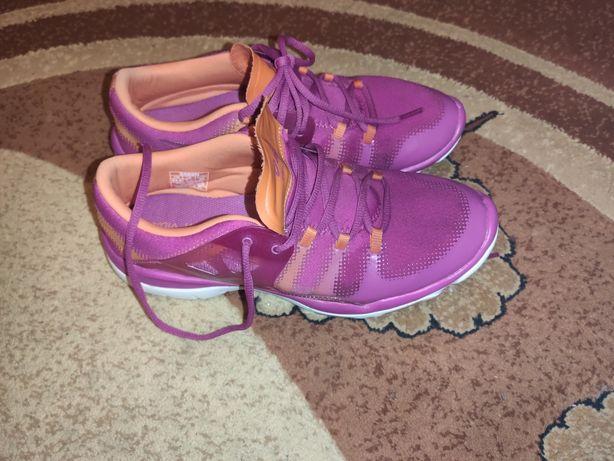 Asics różowe damskie adidasy r. 39