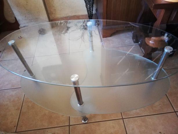Mesa de centro vidro