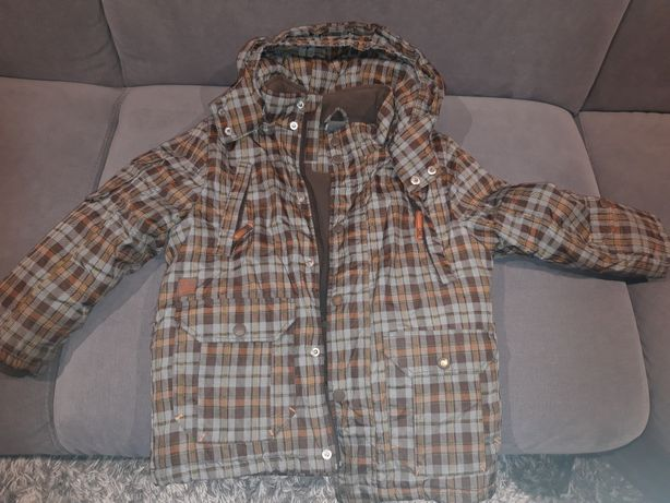 Kurtka zimowa coccodrillo chłopięca 116