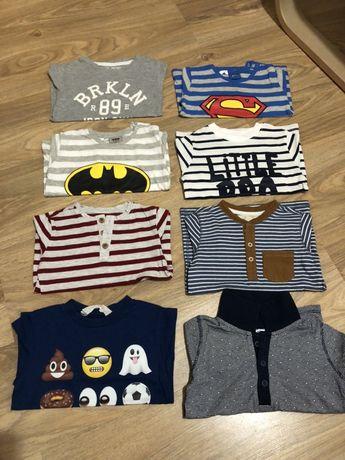 Koszulki długi rękaw 92 H&M, Reserved, F&f chłopczyk