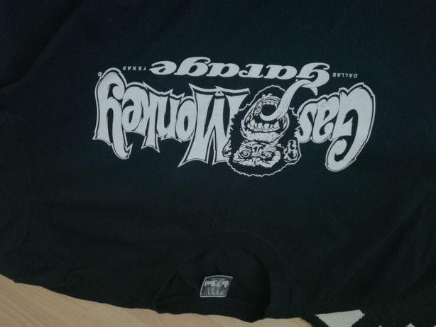 Gas Monkey.. Dallas Texas..orginalna koszulka.. XL/XXL..
