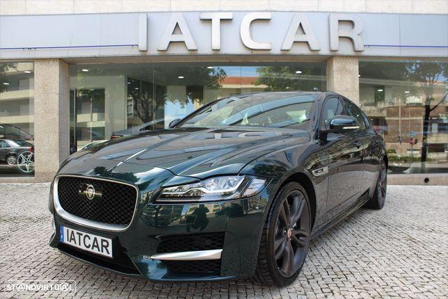 Jaguar XF 3.0 d R Sport Aut.