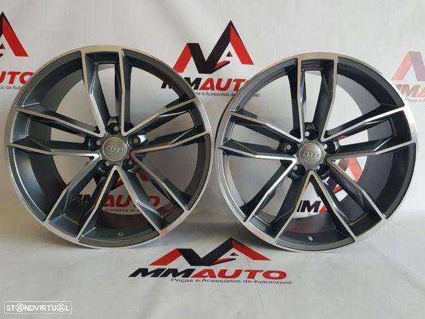Jantes Audi S5 Coupe Grey Polished 20