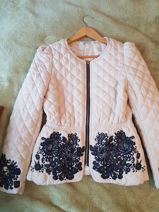 Курточка осенняя Вишневое - изображение 1