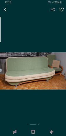 Sprzedam zestaw łóżko i dwa fotele młodzieżowe