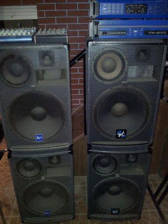 Акустическая система Park Audio комплект, колонки, усилитель,