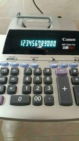 Calculadora de secretária Canon MP1200 FTS