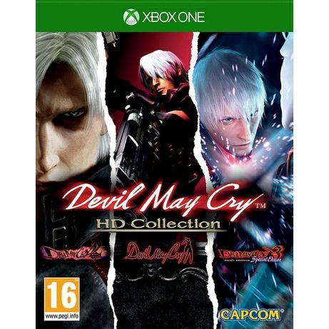 Devil May Cry Xbox One, fizyczna wersja gry