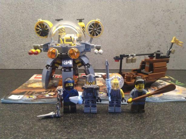 Lego 70610 Ninjago Movie Flying Jelly Sub Meduza klocki zestaw