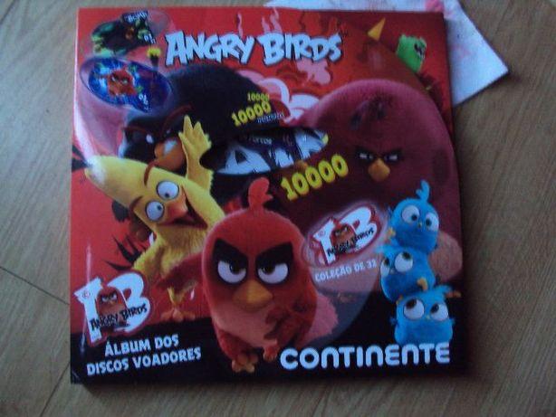 angry birds - discos continente
