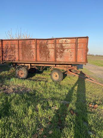 Прицеп тракторный 2Птс4