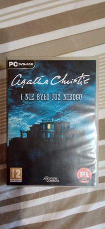 Agatha Christie I nie było już nikogo gra PC