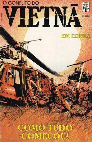Bd Conflito Vietnam N1 especial