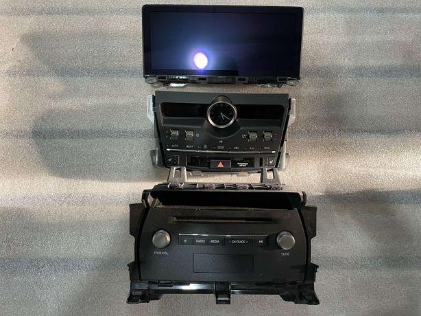 Магнитофон монитор блок климата Lexus NX 2014 - лексус нх ЗАПЧАСТИ
