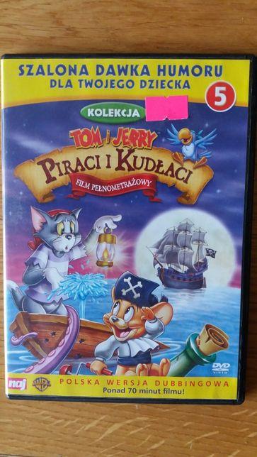 Tom i Jerry-Piraci i Kudłaci