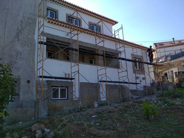 Pintura interna e externa, limpeza de telhados e impermeabilização!