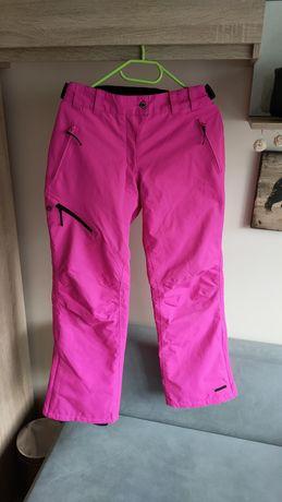 Icepeak spodnie narciarskie różowe damskie L M