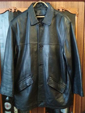 Кожаная мужская куртка Echtes Leder